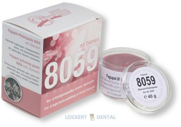Polishing-paste Fegupol 8059 with diamond