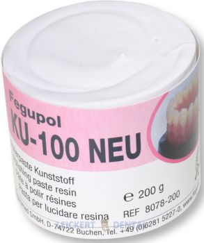 Polishing paste Fegupol KU-100 NEW