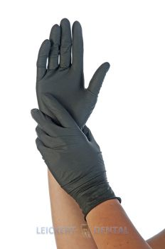 Latex gloves powderfree DIABLO